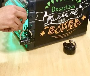 Pruebas de Desactiva la bomba