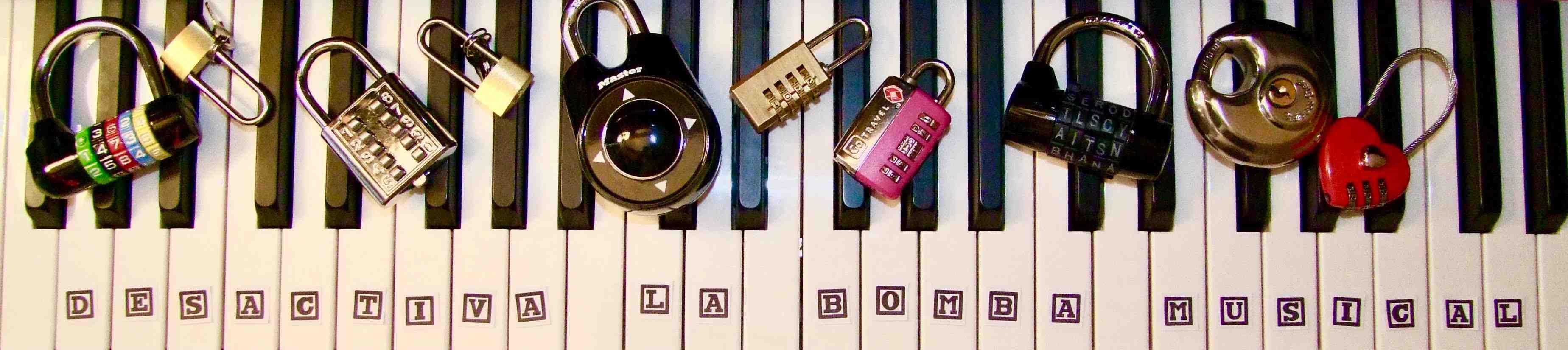 Piano desactiva la bomba musical