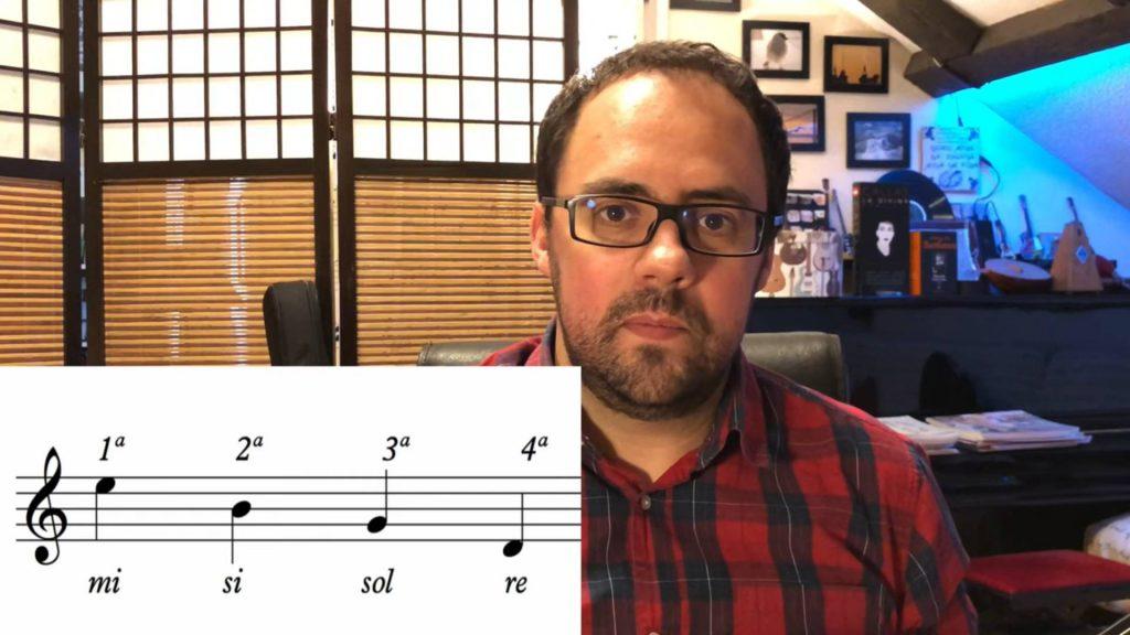El autor, Santiago Lorenzo Escuela de Música