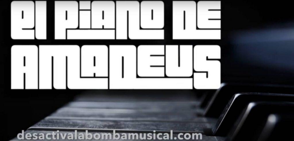 El piano de Amadeus